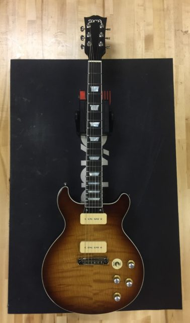 Soma Les Paul Special Build