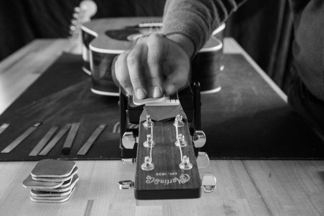 Bone Nut Polish - Kennebec Instrument and Amplifier - Augusta, Maine