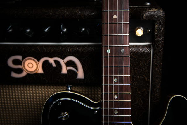 Soma Guitar and Amplifier - Kennebec Instrument and Amplifier - Augusta, Maine