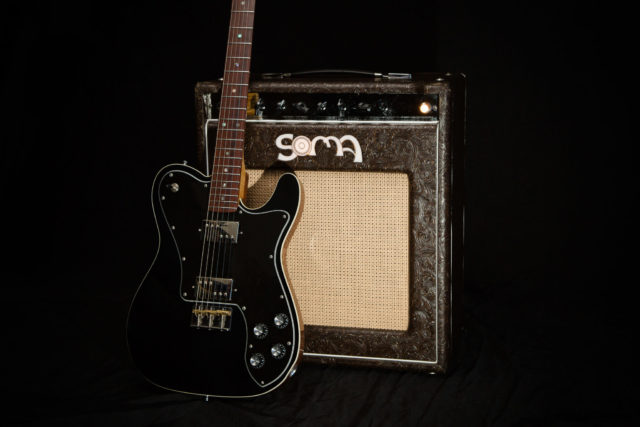 Soma Guitar and Amp - Kennebec Instrument and Amplifier
